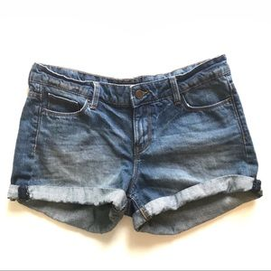 Zara Denim Jean Shorts